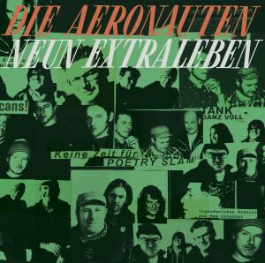 Aeronauten Neun Extraleben Cover